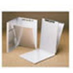 Snapak Form Holder, Recycled Aluminum, Antimicrobial, Letter/A4 size
