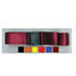 Strap, Nylon, Plastic Side Release Buckle, 1 Piece, Yellow, 9 feet