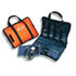 Medic 3 EMT Kit, Blue, contains Adult, Child, and Large Adult Cuffs