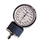 Economy Aneroid Manometer, Blue
