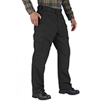 5.11, Pants, Taclite Flannel, Men, Black, 40/34