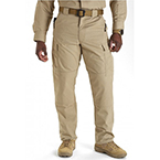 5.11, Pants, TDU, Poly/Cotton Ripstop, TDU Khaki XS/S