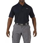 5.11, Shirt, Pinnacle Polo, Short Sleeve, Men, Dark Navy, SM