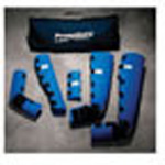 Prosplint Splint Kit, Basic, Contains Combo, Adult, Leg SM and LG, Arm LG, Wrist, Carry Case