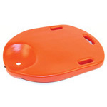 CPR Board, 23-1/4inch x 17 1/4inch x 2inch Thick, Orange
