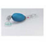 Resuscitator Bag Valve w/Infant Mask and Reservoir