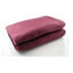 Fleece Blanket, 60inch x 90inch, Maroon *Discontinued*