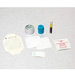 IV Start Kit, Sterile, contains Sponges, Tape, PVP Ampule, Tegaderm Dressing