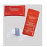 CPR PROTECTION PAK, Microshield CPR Barrier, Waterproof, With Nitrile Gloves