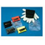 CPR Microholster CPR Barrier Refill, Microshield and Nitrile Gloves