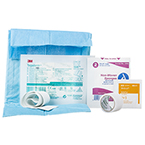IV Start Kit, incl Tegaderm IV Dressing, Clear Tape, Alcohol Prep Pads, Gauze Sponge, Tourniquet, Underpad