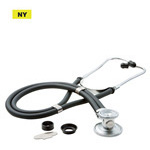 Adscope 641 Stethoscope, Sprague Rappaport Type, Neon Yellow