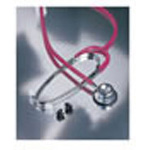 Proscope 670 Stethoscope, Dual Head, Neon Orange