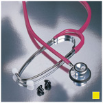Proscope 670 Stethoscope, Dual Head, Yellow