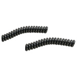 Replacement Coiled Tubing, 4 Foot Length, Black