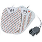 Medi-Trace 1310P Defibrillation Electrodes, 3 3/4inch x 5 3/4inch, Physio-Control