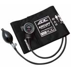 Diagnostix 720 Aneroid Sphygmomanometer, LG Adult Size 12, Black
