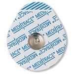 Medi-Trace 210 Electrodes, Foam, General, 1 3/8inch Teardrop, Non-Radiolucent, 10/pk