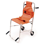 Ferno Stair Chair Model 40 Orange * Drop Ship Only*