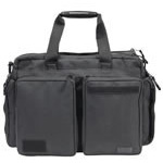 Side Trip Briefcase, Black