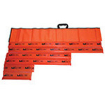 Economy Wood Padded Board Splint Set