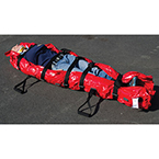 EMS IMMOBILE-VAC Vacuum Mattress, Strapping System, and Buckles ONLY, Reusable, Full Body