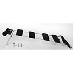 TIII Leg Traction Splints, Adult, Injection Molded Rachet, incl Straps, Ankle Hitch, Carry Case