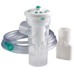AeroEclipse II BAN Nebulizer, w/Mouthpiece and Supply Tubing
