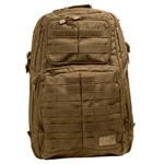 5.11 RUSH 24 Backpack, Flat Dark Earth