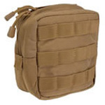 5.11 6.6 Padded Pouch, Flat Dark Earth