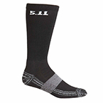 5.11 Socks, Taclite, Black, 9inch