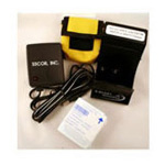 Desktop Charger and Battery, for S-SCORT Quickdraw Suction Unit