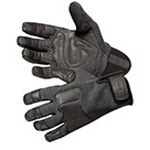 5.11 Men Tac-AK2 Gloves, Pair, Black, SM