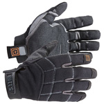 5.11 Men Station Grip Gloves, Pair, Black, SM