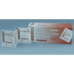 Povidone Iodine (PVP) Prep Pads, 10% Povidone Iodine Solution