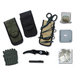 EMI Quick Response Holster Set, Black *Discontinued*
