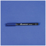 *Limited Quantity* Sarstedt Permanent Marker, Blue
