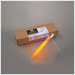 Snaplight Flare Alternative, Ultra-High-Intensity, 30-Minute, 8inch, Orange