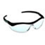 Tornado T5800 Series Safety Glasses, Clear Lens, Black Frame*LIMITED QUANTITY*