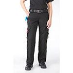 5.11 Women EMS Pant, Black, 2/R