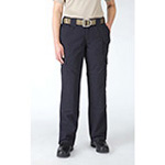 5.11 Women Cotton Tactical Pant, Fire Navy, 2/R