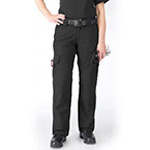 5.11 Women's Taclite EMS Pants, Black, 4 Long