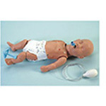 Pediatric ALS Trainer Manikin with Interactive ECG Simulator