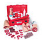 Multiple Casualty Simulation Kit, with Carry Case