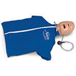 Life/form Complete CRiSis  Torso, Airway Larry Trainer included