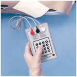 Arrhythmia Tutor, 16 Rhythm Selections, Works w/Most ALS Manikins and Monitors, Hand-Held Size.