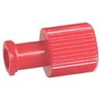 RED CAP Luer Cap