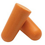 Kimberly-Clark H10 Disposable Earplugs, Uncorded