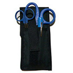 EMI Colormed Basic Holster Set, Blue