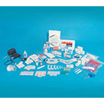 Refill Kit Contents for Curaplex Med-E-Pak III Kit
